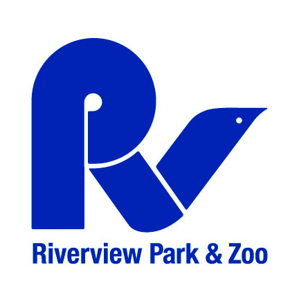Riverview Park & Zoo Footer logo