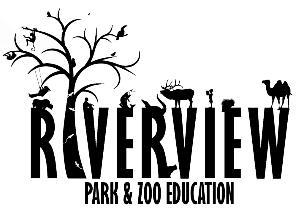 Riverview Park and Zoo education logo