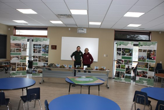 Turtle Conservation Centre educators ready for students